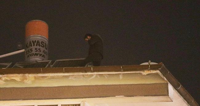 Konya'da 3 aylık sevgilisi tarafından terk edilen şahıs intihara kalkıştı