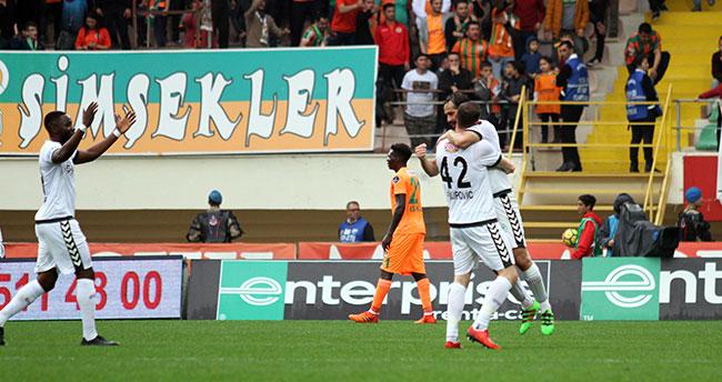 Alanyaspor 1 – 2 Konyaspor
