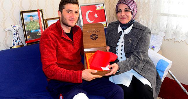 """Konyalı Afrin Gazisi: """"Orada bir düğün havası var"""""""