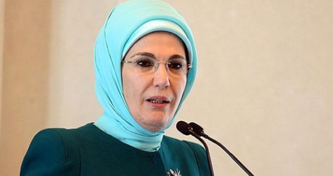 Emine Erdoğan açıkladı! 500 bin Suriyelinin geri dönmesi bekleniyor