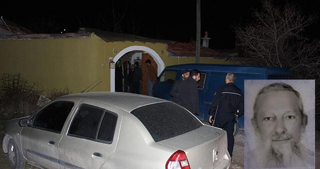 Konya'da Kıbrıs gazisi evinde ölü bulundu