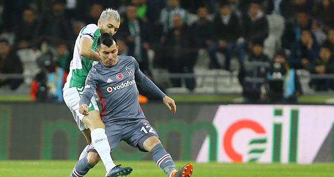 Salladık yıkamadık Konyaspor 1- Beşiktaş1