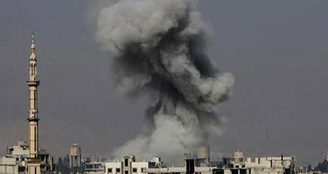 Esad güçleri vurdu! Onlarca ölü, yüzlerce yaralı