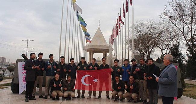 Mehmetçik'e destek