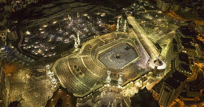 Başkan Altay müjdeledi: 'Cumhurbaşkanımız Mekke-i Mükerreme panoraması eserini himaye edecek'