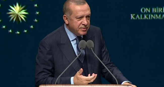 Cumhurbaşkanı Erdoğan: 'Yakında insansız tank üreteceğiz'