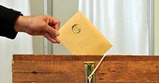 Oy pusulası nasıl olacak? İşte ilk örnek
