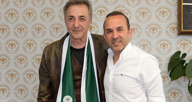 Mehmet Aslantuğ'dan Mehmet Özdilek'e ziyaret