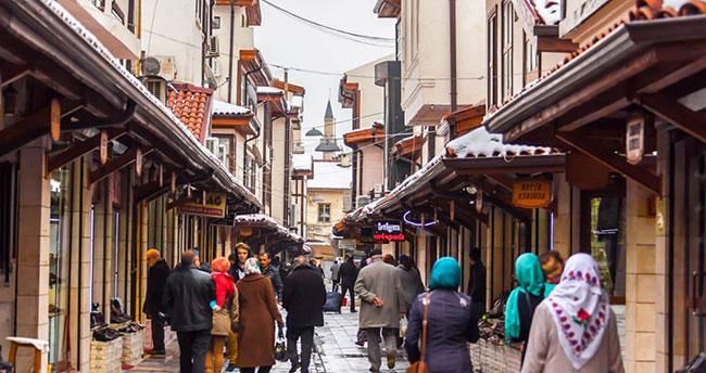 Konya'da kadın esnaf sayısı arttı