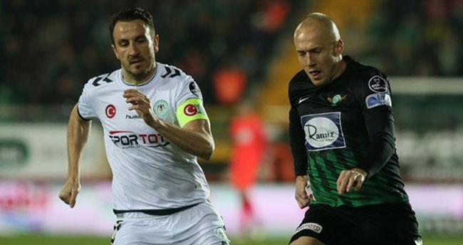 Konyaspor'da Ali Çamdalı'nın sözleşmesi feshedildi