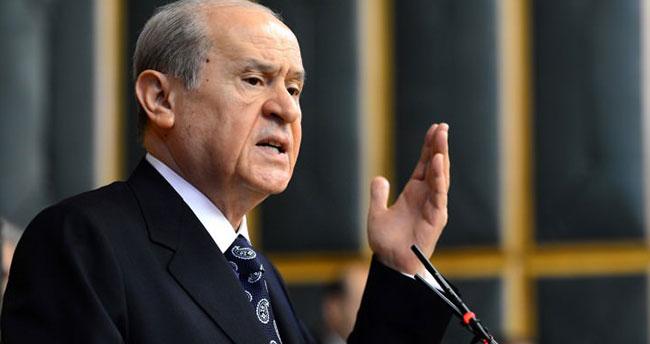 Bahçeli'den CHP ve HDP'ye ittifak önerisi