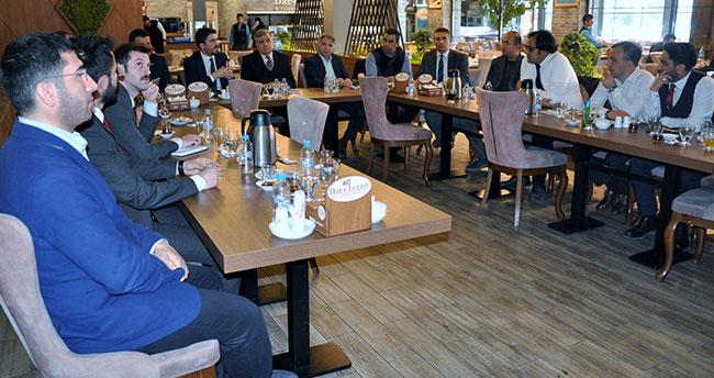 Konya il yatırım komitesi MEVKA öncülüğünde kurulud
