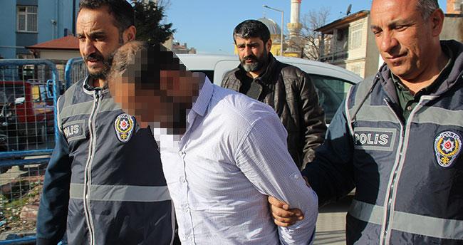"""Konya'da Kuyumcuyu soyan şüpheli: """"Polisin beni yakalayacağından emindim"""""""