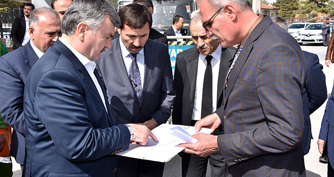 Konya'ya 5 Yeni Köprülü Kavşak ve Yaya Üst Geçidi