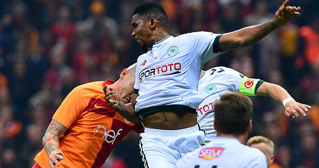 Galatasaray 2 – 1 Konyaspor