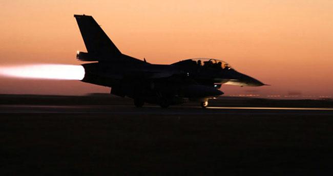 Kuzey Irak'a hava harekatı! Çok sayıda hedef imha edildi
