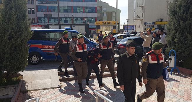 Cihanbeyli ve Kulu'da hırsızlık operasyonu: 13 gözaltı