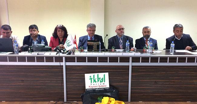 Konya'da 19 engelli birey ve aileleri umreye gidecek