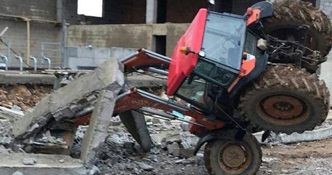 Konya'da inşaat duvarı çöktü; 3 ölü 1 yaralı