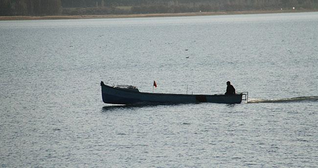 Beyşehir Gölü'nde motor sesleri sustu