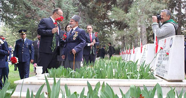 Konya'da Çanakkale Zaferi töreni