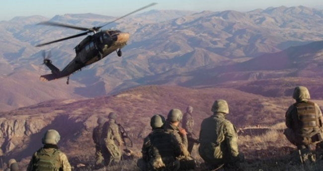 Afrin ve Bitlis'ten acı haber! Şehitlerimiz var