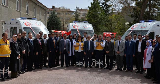 Acil Ambulans Filosu Genişliyor