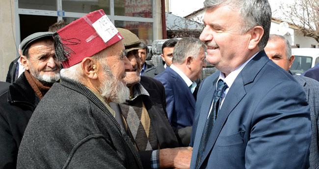 """Aladağ Projesi Derbent'e Çağ Atlatacak"""""""