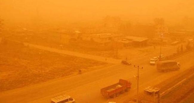 Meteoroloji'den Konya'ya toz ve fırtına uyarısı