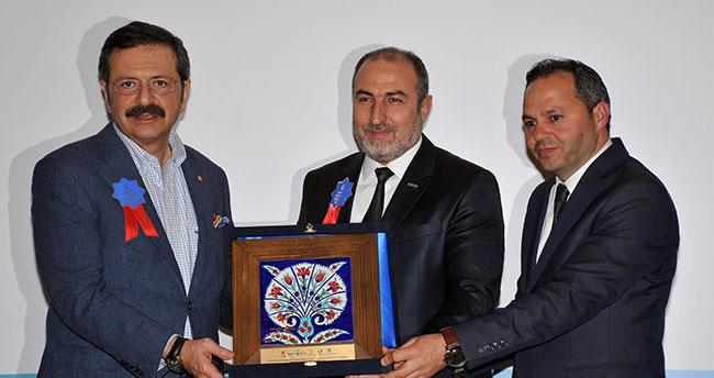 """Konya Ekonomi Ödülleri""""nde İttifak Holding'e 4 Ödül"""