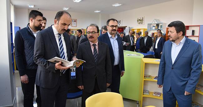 Selçuklu'da 29 Kütüphane Daha Açıldı
