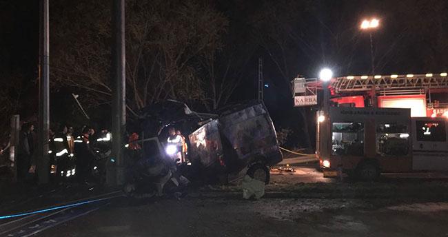 Iğdır'da minibüs kazası: 17 ölü, 36 yaralı