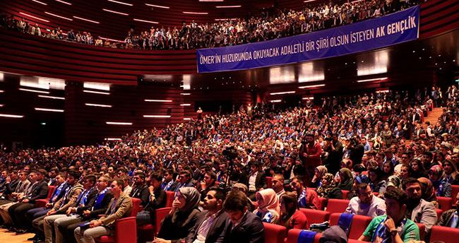 AK Parti Konya Gençlik Kolları 5. Olağan Kongresi