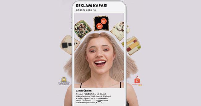 Selçuk Üniversitesi Reklamcılık Bölümünden Reklam Fotoğrafçılığı Workshop ve Söyleşisi