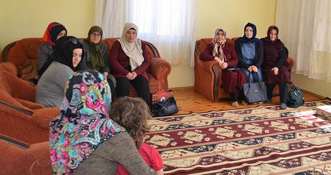 Karatay Kent Konseyi zor durumdaki ailelere el uzatmaya devam ediyor