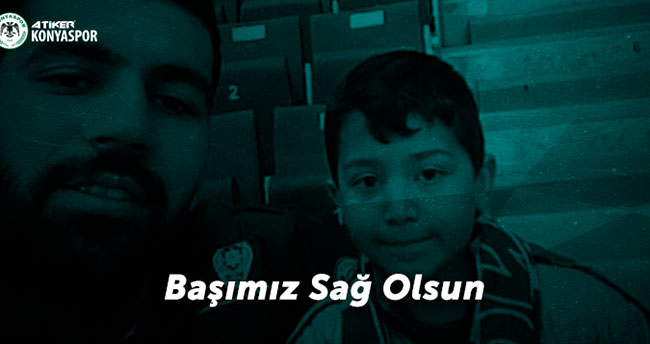 Konyaspor'u yasa boğan vefat!