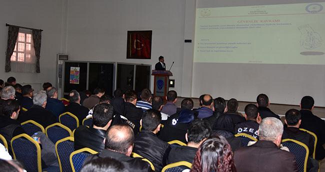 EGM'den Konya'da 5 bin kişiye eğitim