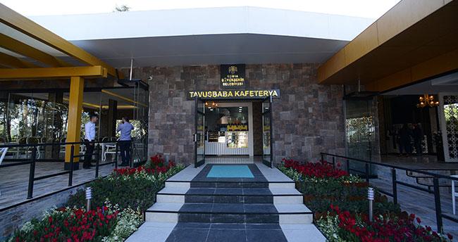 Meram Tavusbaba KAFEM Hizmete Açıldı