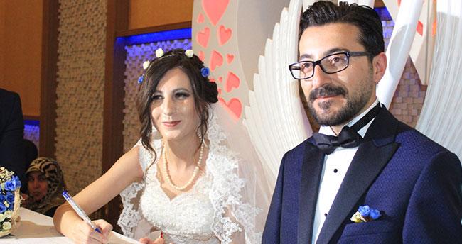 Gazeteci Abdullah Akif Solak dünya evine girdi