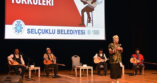 Selçuklu'da kahramanlık türküleri yükseldi