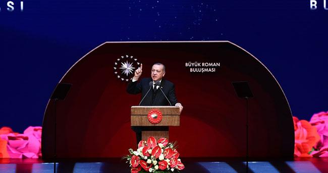 Cumhurbaşkanı Erdoğan: Ekonomimize saldıranlara sesleniyorum, başaramayacaksınız