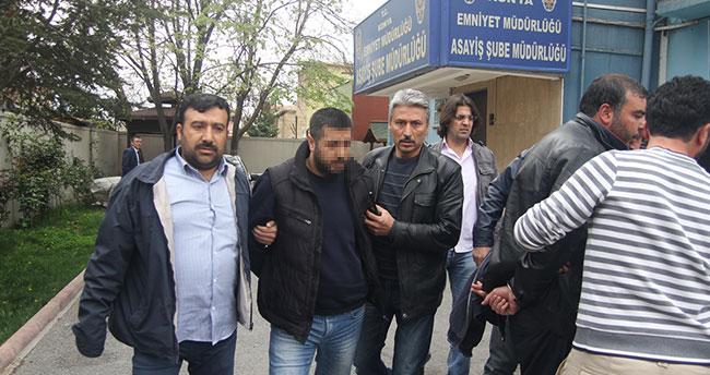 Konya'daki silahlı kavgada iki tutuklama