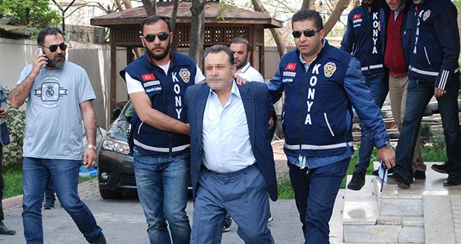 Konya'da 15 yıllık sırrı polis çözdü!