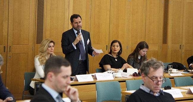 Altunyaldız OECD Toplantısına katıldı