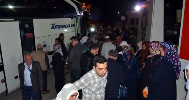 """""""Umre'ye götüreceğiz"""" diyerek Şanlıurfa ve Gaziantep'i gezdirip geri getirdiler"""
