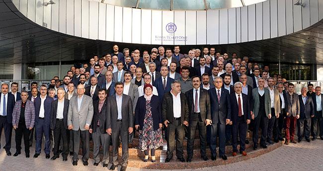 KTO'da başkan Selçuk Öztürk'le yola devam