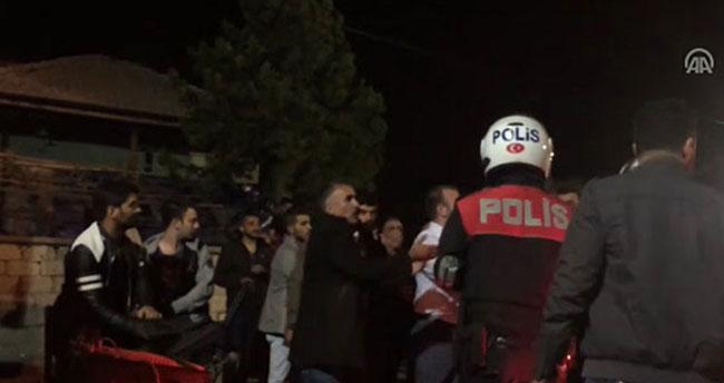 Konya'da düğündeki gerginliğin şüphelileri serbest