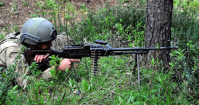 Amanoslar'da 25 terörist ölü ele geçirildi