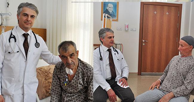 Meram Tıpta Aynı Gün İki Başarılı Kalp Kapağı Ameliyatı