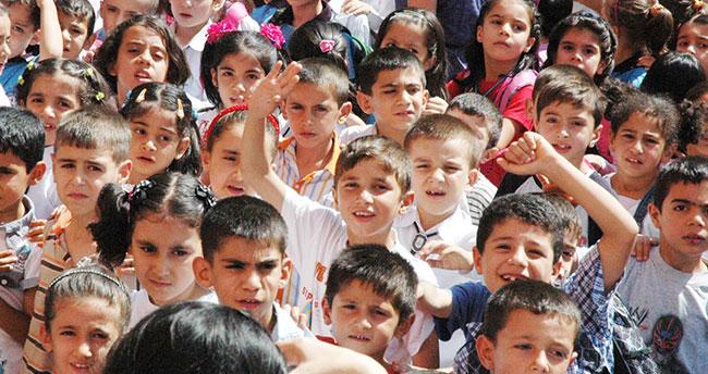 Konya'nın yüzde 29,5'i çocuk